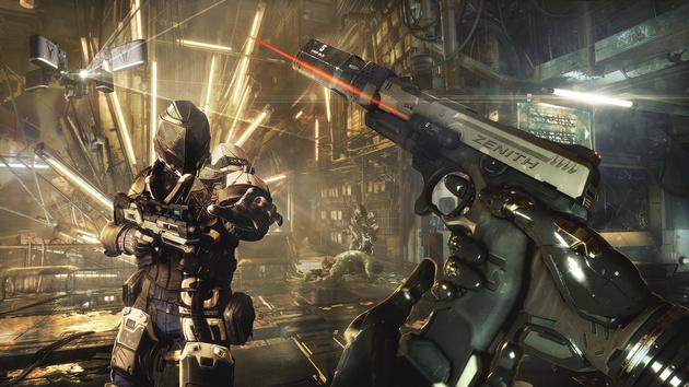 Deus Ex: Mankind Divided: Cyberpunk-Shooter verspätet sich um sechs Monate