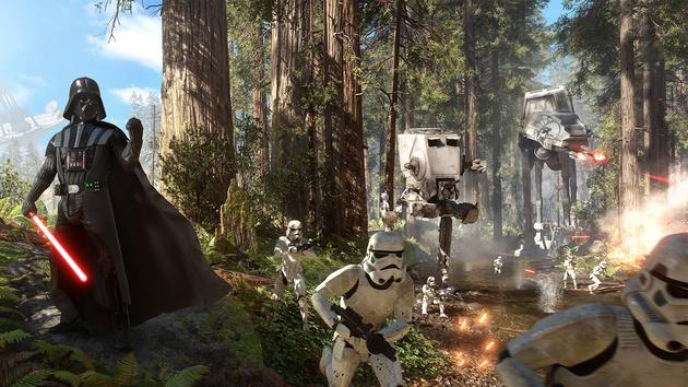 Star Wars: Battlefront im Test: Endlich wieder Krieg der Sterne spielen