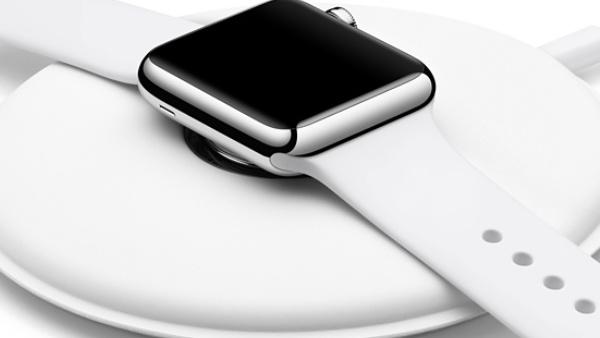 Apple: Magnetisches Ladedock für die Apple Watch erschienen