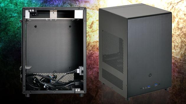 Lian Li: ITX-Würfel PC-Q04 verzichtet auf Gehäuselüfter
