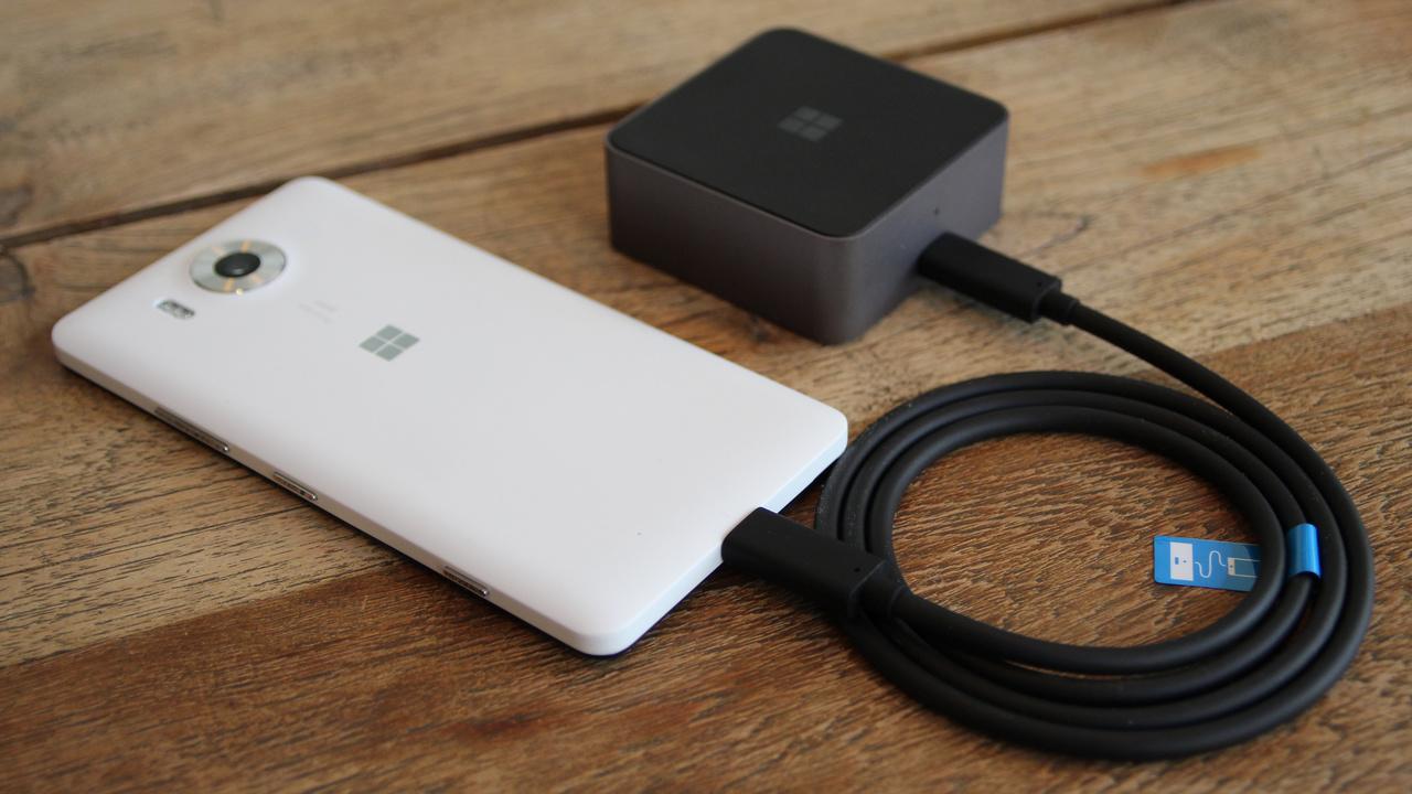 Lumia 950 (XL) ausprobiert: Mit Display Dock & Continuum in Sekunden zum Desktop-PC