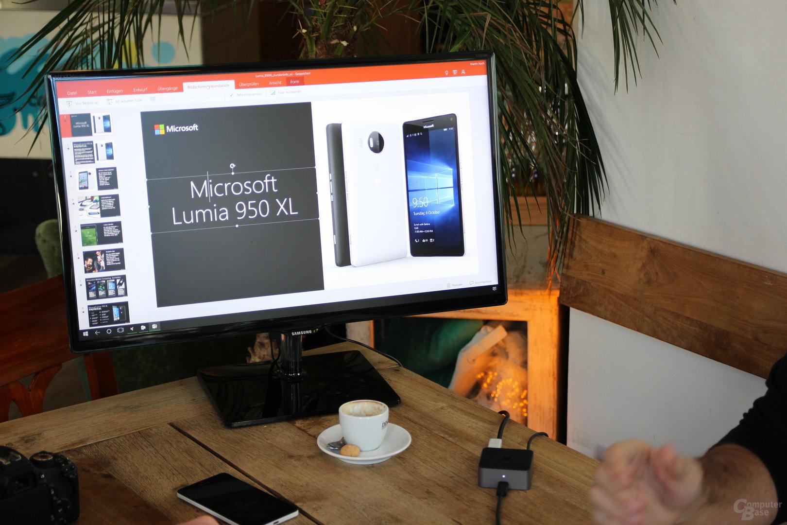 PowerPoint als Universal App
