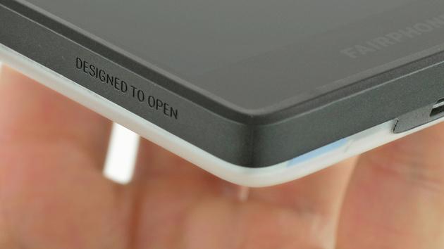 Teardown: Fairphone 2 erhält als erstes Smartphone Bestnote von iFixit