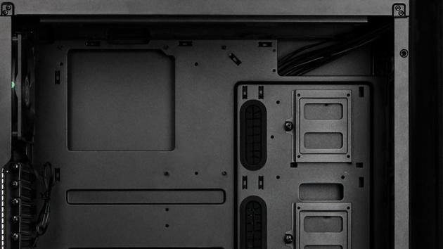 BitFenix Pandora ATX: Designgehäuse mit vergrößertem Raumangebot