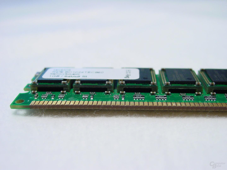 takeMS DDR400-ECC registered mit 1 GB