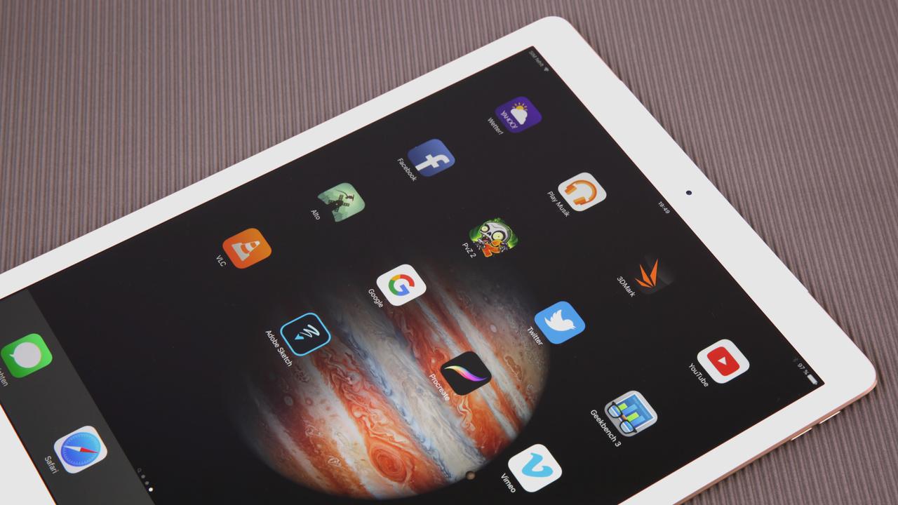 iPad Pro: Apple bestätigt Fehler und empfiehlt erzwungenen Neustart
