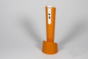 Leicht zugänglichere Anschlüsse beim neuen Tiptoi-Stift