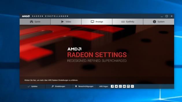 Radeon Crimson im Test: AMDs karminroter Treiber kann mehr und ist schneller