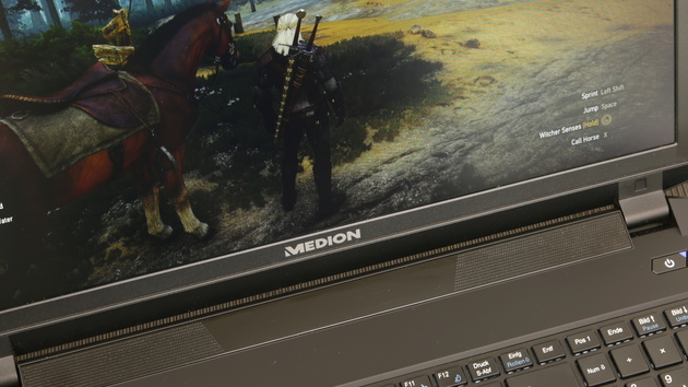 Medion Erazer X7843 im Test: Gaming-Notebook mit Skylake und GeForce GTX 980M