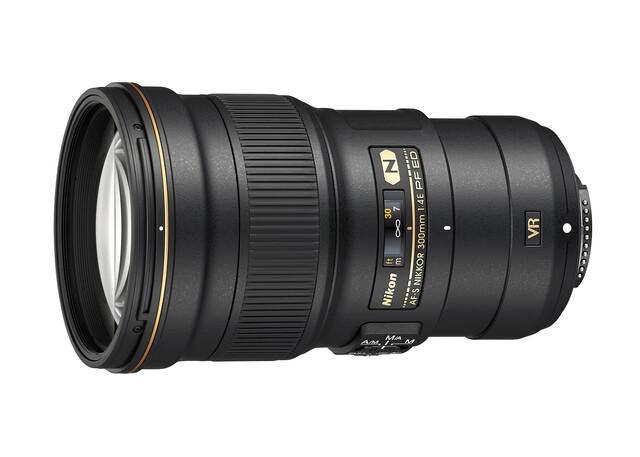Nikon AF-S 300 mm 1:4E PF ED VR