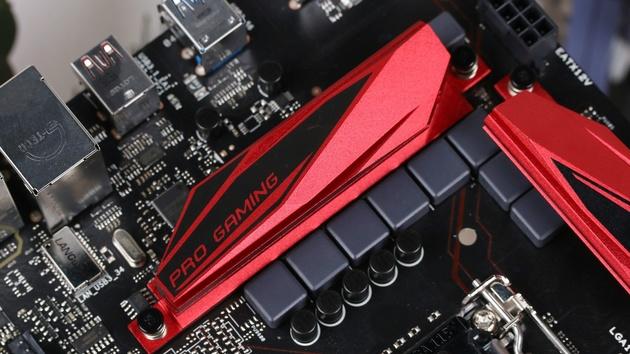 Intel Xeon E3-1200 v5: Asus und Gigabyte liefern Desktop-Mainboards mit C232