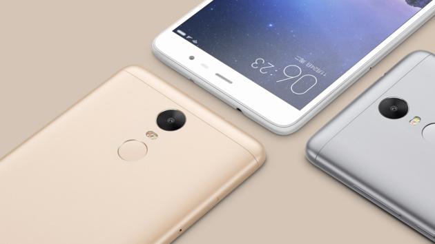 Xiaomi Redmi Note 3: 4.000 mAh und Fingerabdrucksensor im Metallgehäuse