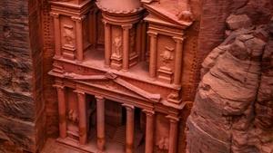 Wie Indiana Jones: Antike Stadt Petra in Google Street View entdecken