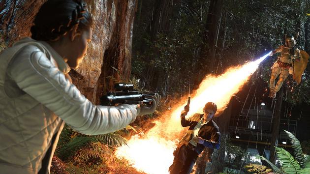 Star Wars: Battlefront: Kostenlose DLCs bringen neue Karten und Ausrüstung