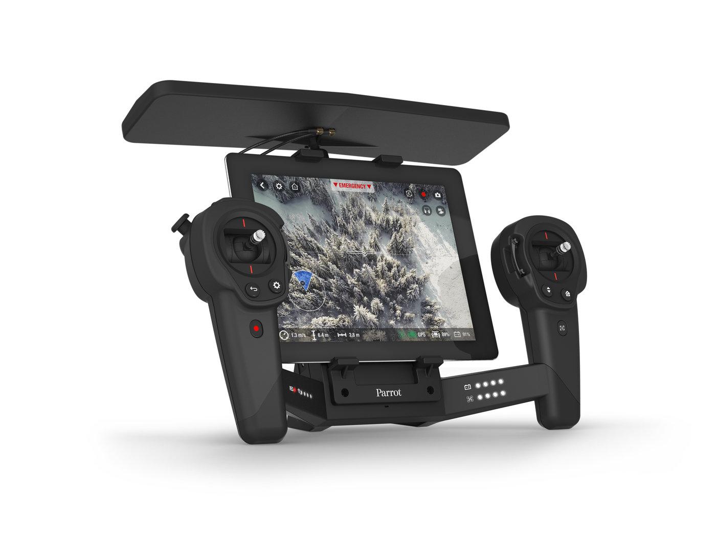 Der Skycontroller Black Edition