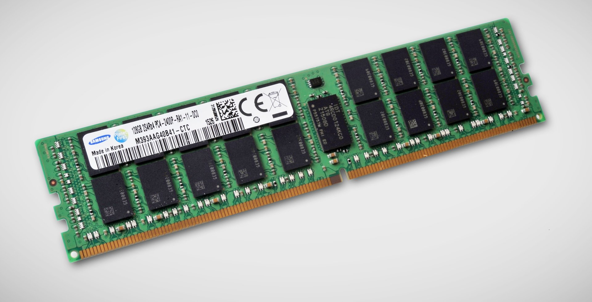 Samsung 128-GByte-TSV-RDIMM