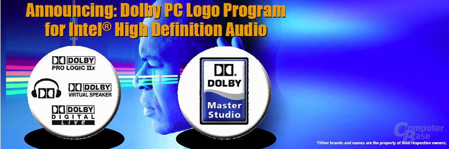 Neues Dolby-Logo für den PC