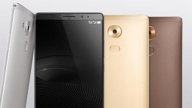 Huawei Mate 8: Nachfolger des Mate 7 mit Kirin 950 und 4.000-mAh-Akku