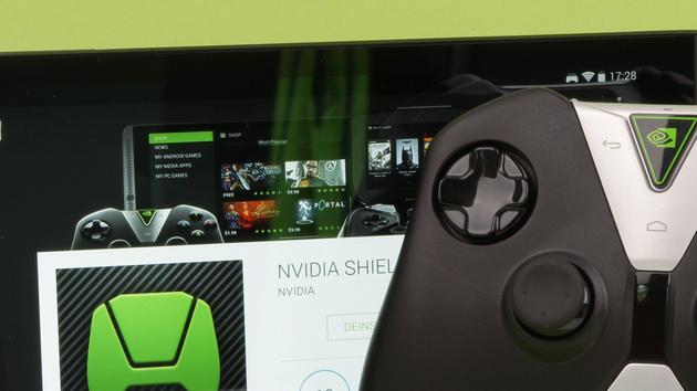 Shield Tablet X1: Daten und Benchmarks zum K1-Nachfolger