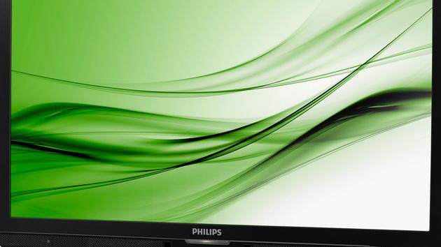 """Philips 241P6VPJKEB: IPS, Webcam, USB 3.0, HDMI 2.0 und 8 Mio. Pixel auf 24"""""""