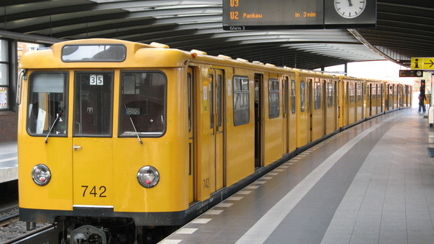 BVG: WLAN in Berliner U-Bahnhöfen bis Ende 2016
