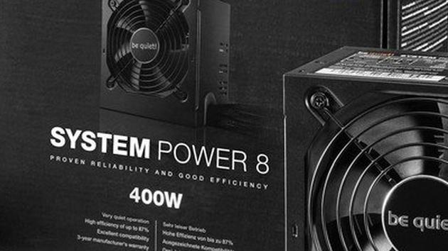 be quiet!: Neues System Power S8 im Preisvergleich gelistet