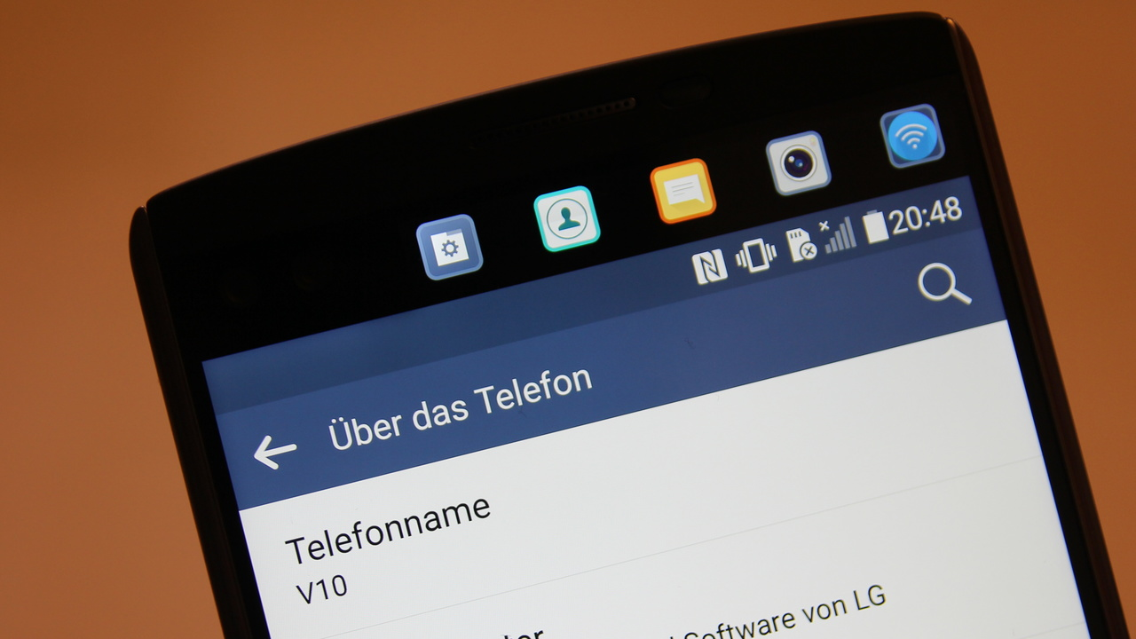 LG V10: Zwei-Display-Smartphone zum Deutschlandstart ausprobiert