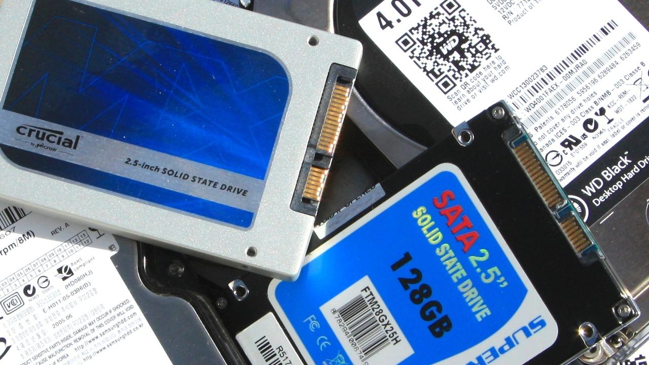 Massenspeicher: 143 Exabyte im 3. Quartal, Marktführer unverändert