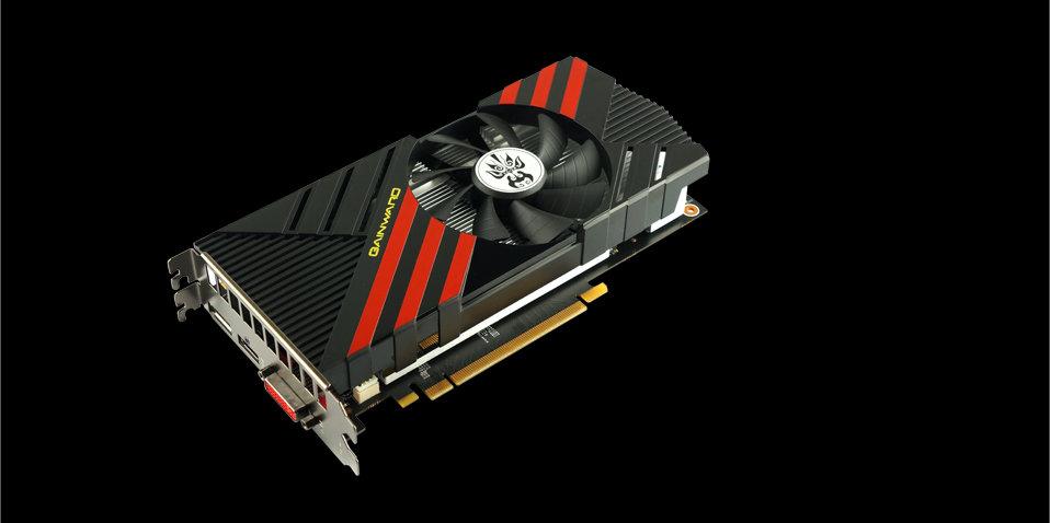 Gainward GeForce GTX 750 SE mit GM206