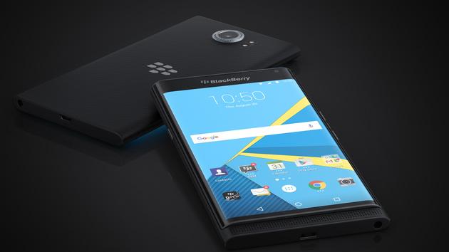 BlackBerry Priv: Erstes großes Update wird ausgeliefert