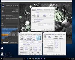 Intel Core i3-6320 mit BCLK auf 4,68 GHz übertaktet
