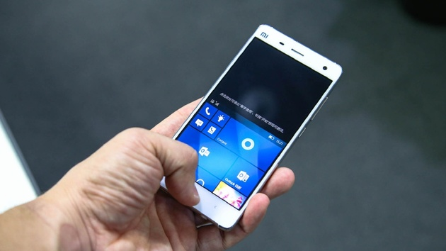 Xiaomi: Windows 10 Mobile für das Mi 4 ist jetzt für alle freigegeben