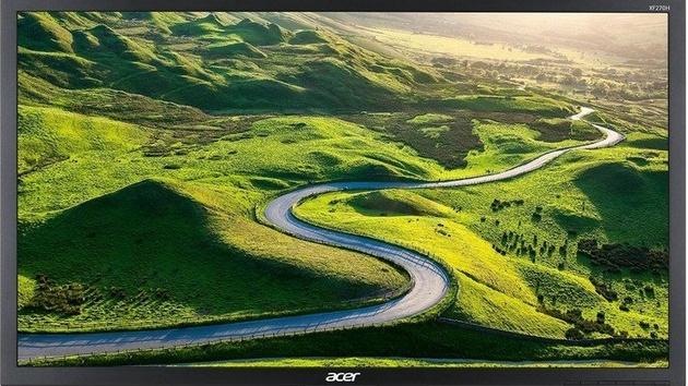 Acer XF270HU: WQHD, IPS und 144 Hz bei Acer jetzt auch mit FreeSync