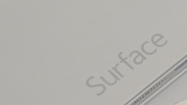 """Surface Phone"": Neue Hinweise auf Microsofts Smartphone aus Metall"
