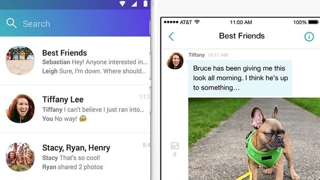 Instant Messaging: Yahoo Messenger mit neuem Design und mehr Funktionen