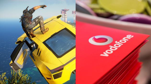 Wochenrückblick: Vodafones Drossel und AMD gegen Nvidia in Just Cause 3