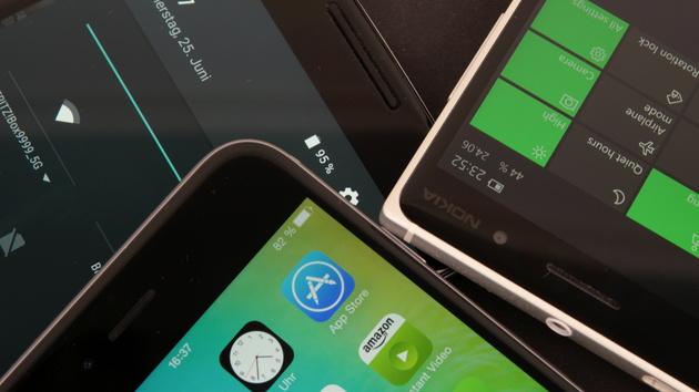 Smartphone-Jahr 2015: 1,43 Mrd. abgesetzte Geräte und Android dominiert