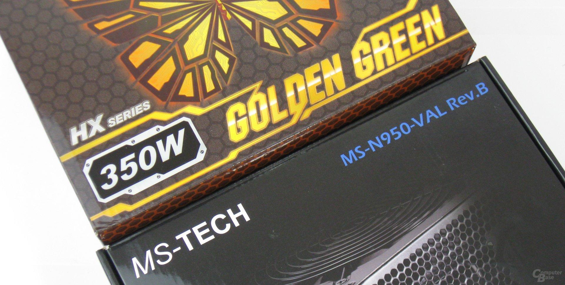 MS-Tech vs. Super Flower