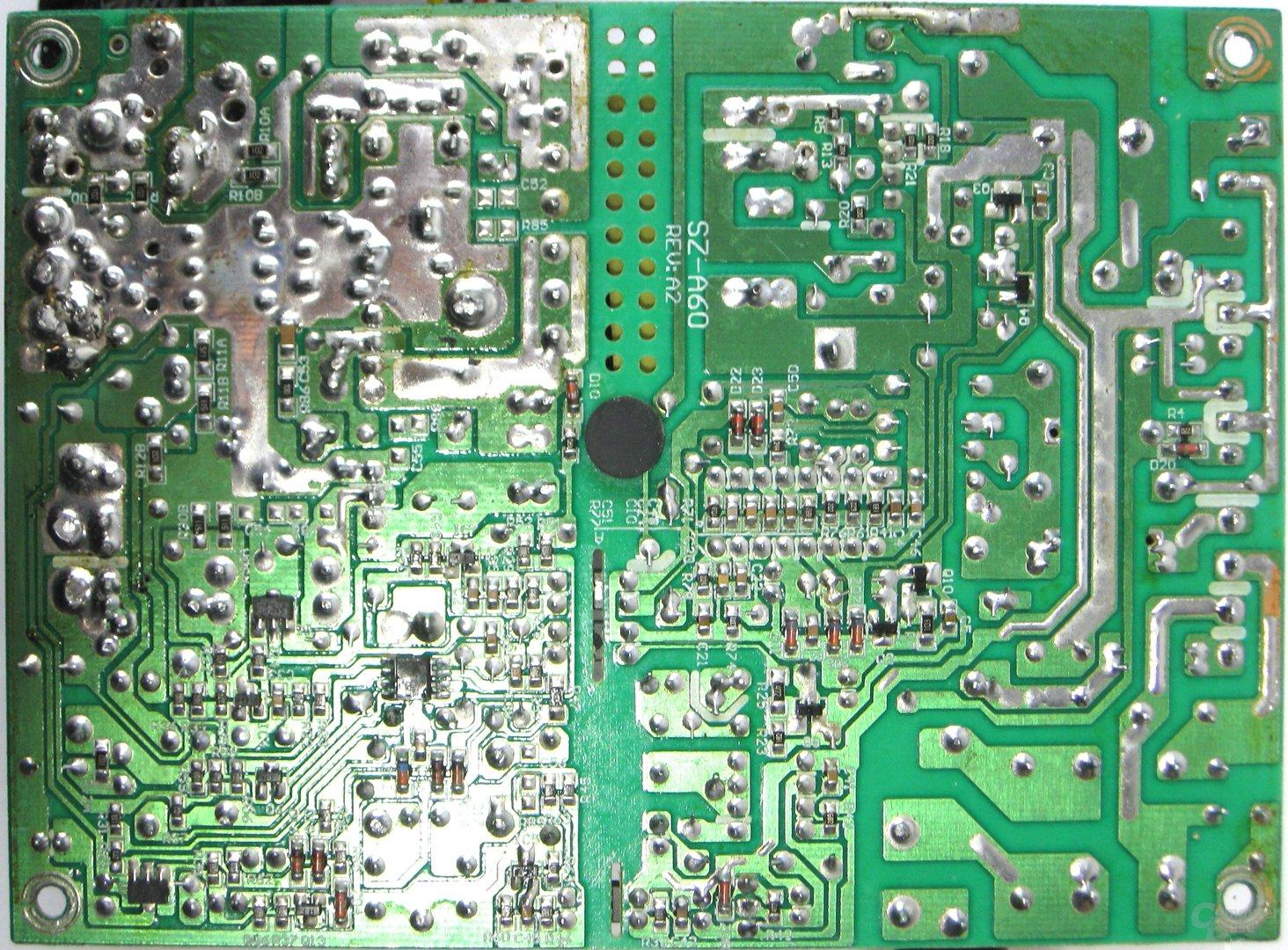 MS-Tech Value 950W Rev.B – Lötqualität