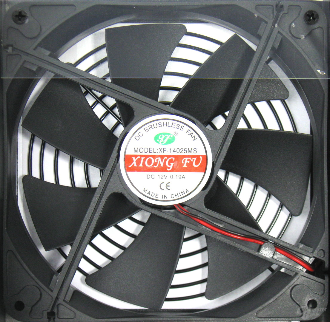 MS-Tech Value 950W Rev.B – Lüfter