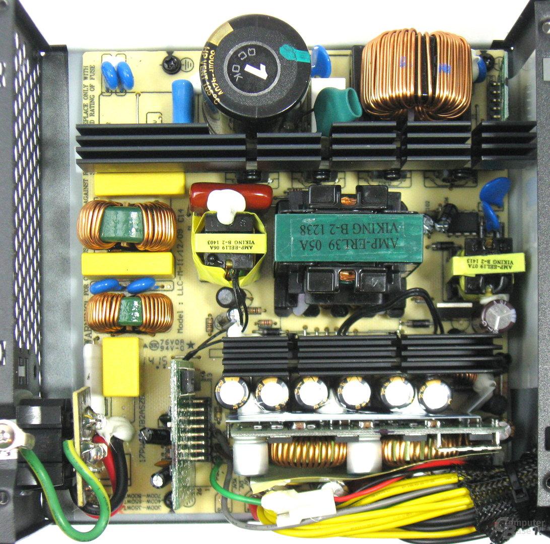 Super Flower Golden Green HX 350 Watt – Technik