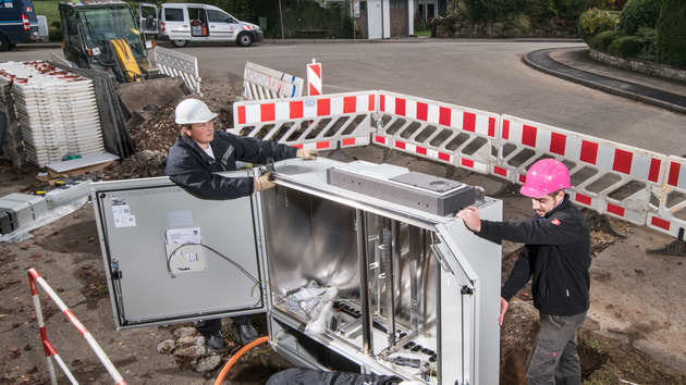 Deutsche Telekom: Vectoring für 1,4 Mio. weitere Haushalte im Dezember