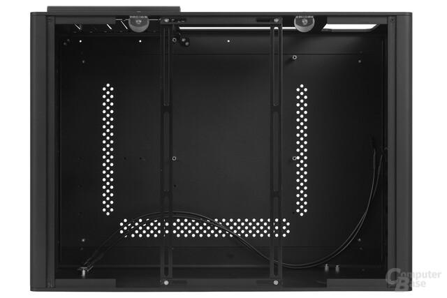 Streacom F12C – Innenraumansicht