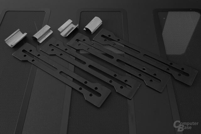 Streacom F12C – Brackets im Detail