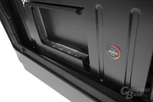 "BitFenix Shogun – Der 2,5""-Festplattenrahmen im Detail"