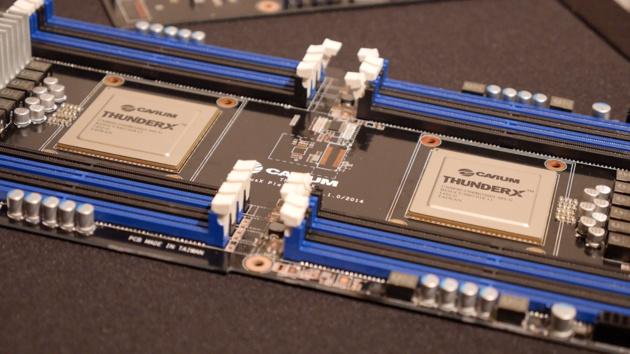 ARM-Server-CPUs: Umsatzprognosen in einem Jahr auf ein Zehntel korrigiert