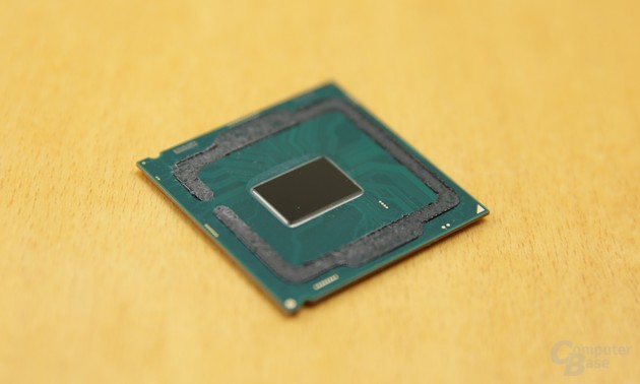 Intel Core i7-6700K ohne Heatspreader