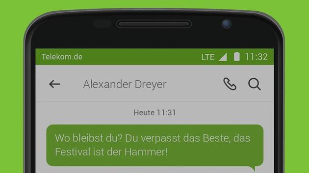 Instant Messaging: Telekom erweitert Message+ um Anruf-Funktionen