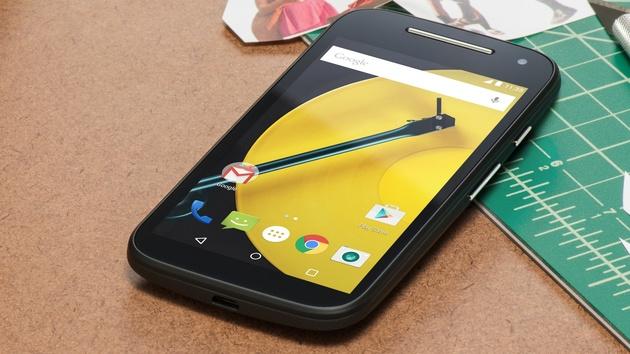 Motorola: Moto E (2015) wird ein Marshmallow-Update erhalten