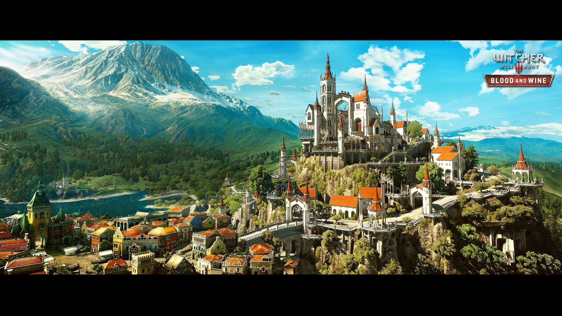 Screenshot aus The Witcher 3: Blood and Wine